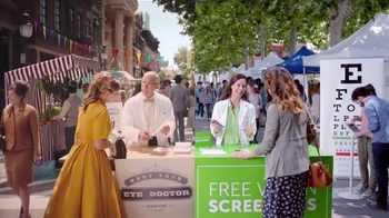 Pearle Vision TV Spot, 'Visionaries' - 526 commercial airings
