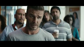 Sprint All-In Wireless TV Spot, 'Un nuevo plan' con David Beckham [Spanish] - 150 commercial airings