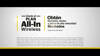 Sprint All-In Wireless TV Spot, 'Un nuevo plan' con David Beckham [Spanish] - Thumbnail 10