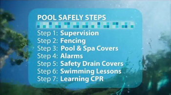 Pool Safely TV Spot, 'Simple Steps' - Thumbnail 2