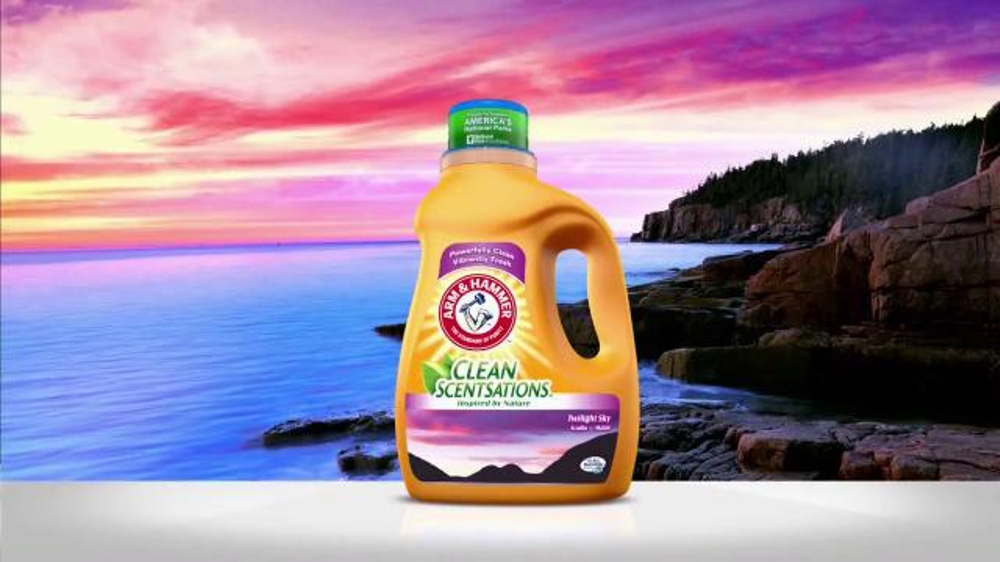 Arm And Hammer Clean Scentsations Tv Commercial Frescura