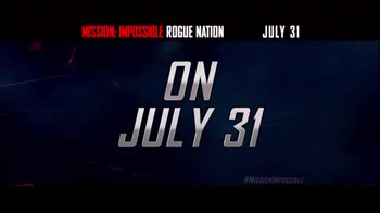 Mission: Impossible - Rogue Nation - Alternate Trailer 22