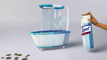 Lysol Disinfectant Spray TV Spot, 'Healthy Home' - Thumbnail 3