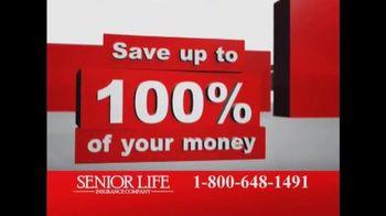 Senior Life Insurance Company TV Spot, 'Return of Premium'