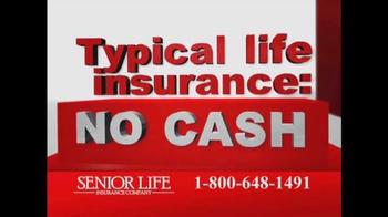 Senior Life Insurance Company TV Spot, 'Return of Premium' - Thumbnail 4