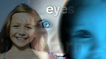 American Optometric Association TV Spot, 'Eyes You're Born With' - Thumbnail 2