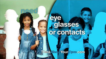 American Optometric Association TV Spot, 'Eyes You're Born With' - Thumbnail 4