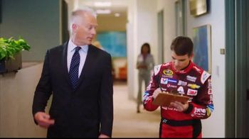 AARP Services, Inc. TV Spot, 'The Trip' Featuring Jeff Gordon, Kenny Mayne