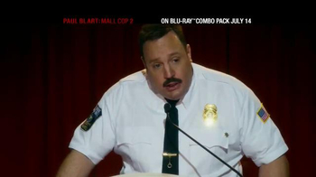 Paul Blart: Mall Cop 2 Blu-ray Combo Pack TV Spot