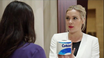 Cottonelle TV Spot, 'Go Commando: Ripples' Featuring Cherry Healey - Thumbnail 1