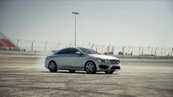 2015 Mercedes-Benz CLA 250 TV Spot, 'Heat'