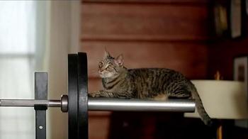 Meow Mix Irresistibles TV Spot, 'Lifting Weights' - Thumbnail 2
