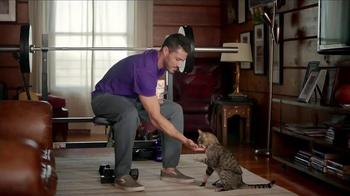 Meow Mix Irresistibles TV Spot, 'Lifting Weights' - Thumbnail 5