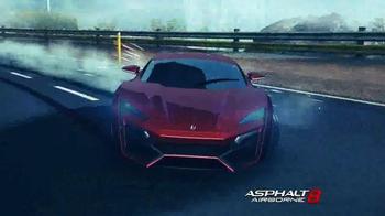 Asphalt 8: Airborne TV Spot, 'Conquer the Races'