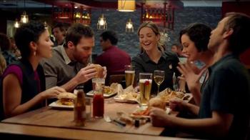 Applebee's Free Appetizer Sampler TV Spot, 'Taste the Change' - Thumbnail 2