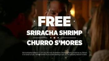 Applebee's Free Appetizer Sampler TV Spot, 'Taste the Change' - 897 commercial airings