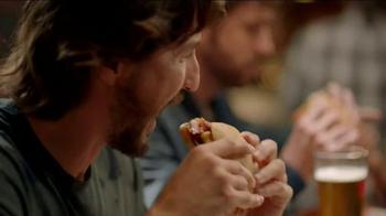 Applebee's Free Appetizer Sampler TV Spot, 'Taste the Change' - Thumbnail 4