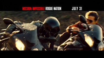 Mission: Impossible - Rogue Nation - Alternate Trailer 10