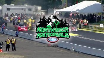 NHRA TV Spot, 'Northwest Nationals'