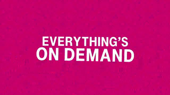 T-Mobile JUMP! on Demand TV Spot, 'Everything on Demand' Feat. Joel McHale - Thumbnail 1