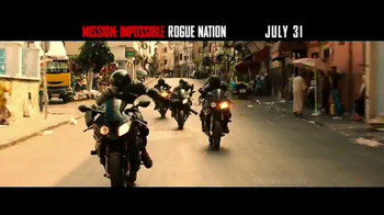 Mission: Impossible - Rogue Nation - Alternate Trailer 15