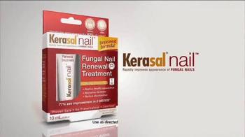 Kerasal Nail TV Spot, 'Nail Fungus' - Thumbnail 2