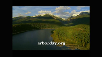 Arbor Day Foundation TV Spot, 'Drinking Water'