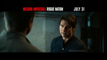 Mission: Impossible - Rogue Nation - Alternate Trailer 16