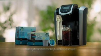 Starbucks Iced Coffee K-Cups TV Spot, 'Morning Meeting' - Thumbnail 6