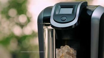 Starbucks Iced Coffee K-Cups TV Spot, 'Morning Meeting' - Thumbnail 5