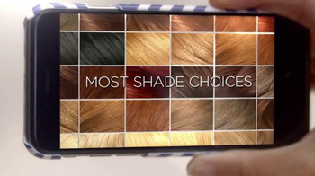 Clairol Root Touch-Up TV Spot, 'Shades in Minutes' - Thumbnail 7