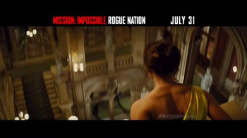 Mission: Impossible - Rogue Nation - Alternate Trailer 11