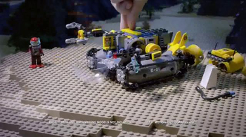 LEGO Deep Sea Explorer TV Spot, 'Save the Treasure' - Thumbnail 5