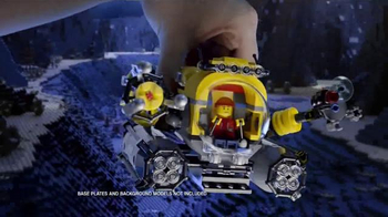 LEGO Deep Sea Explorer TV Spot, 'Save the Treasure' - Thumbnail 6