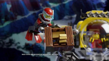 LEGO Deep Sea Explorer TV Spot, 'Save the Treasure'