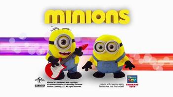 Interactive Minions TV Spot, 'Rock'n'roll Buddies' - Thumbnail 4