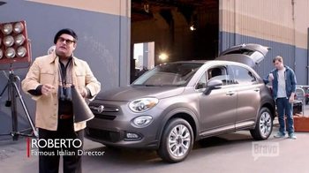 FIAT TV Spot, 'Bravo Network: No Phones' Feat. Bobby Moynihan, Jenni Pulos - Thumbnail 5