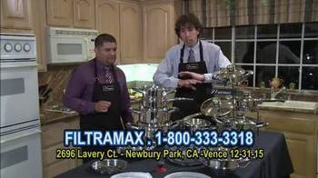 Filtramax TV Spot, 'Agua puro' [Spanish] - Thumbnail 10