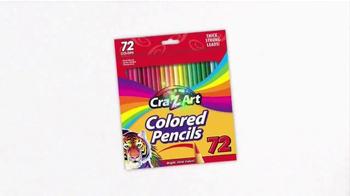 Cra-Z-Art TV Spot, 'Bold and Vibrant Colors' - Thumbnail 2