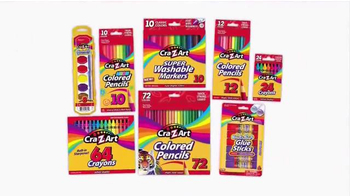 Cra-Z-Art TV Spot, 'Bold and Vibrant Colors' - Thumbnail 3