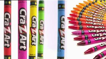 Cra-Z-Art TV Spot, 'Bold and Vibrant Colors' - Thumbnail 4