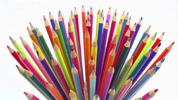 Cra-Z-Art TV Spot, 'Bold and Vibrant Colors' - Thumbnail 7