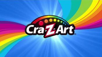 Cra-Z-Art TV Spot, 'Bold and Vibrant Colors' - Thumbnail 8