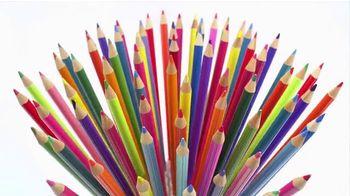 Cra-Z-Art TV Spot, 'Bold and Vibrant Colors'