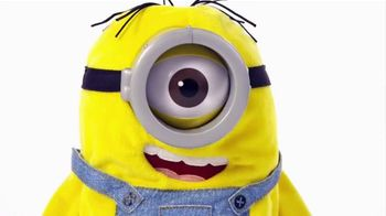 Minions Tumblin' Stuart TV Spot, 'Up, Down, All Around' - 842 commercial airings