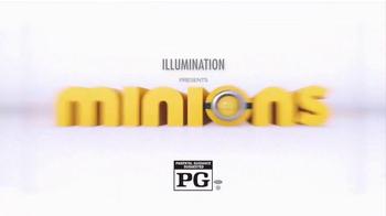 Minions Tumblin' Stuart TV Spot, 'Up, Down, All Around' - Thumbnail 1