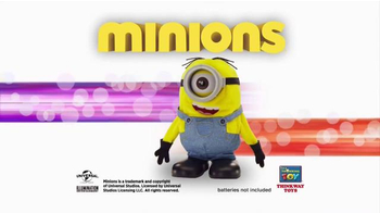 Minions Tumblin' Stuart TV Spot, 'Up, Down, All Around' - Thumbnail 9