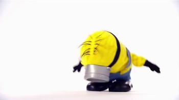 Minions Tumblin' Stuart TV Spot, 'Up, Down, All Around' - Thumbnail 3