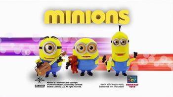 Minions Talking Action Figures TV Spot, 'Kevin, Bob and Stuart' - Thumbnail 9