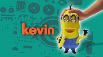 Minions Talking Action Figures TV Spot, 'Kevin, Bob and Stuart' - Thumbnail 2